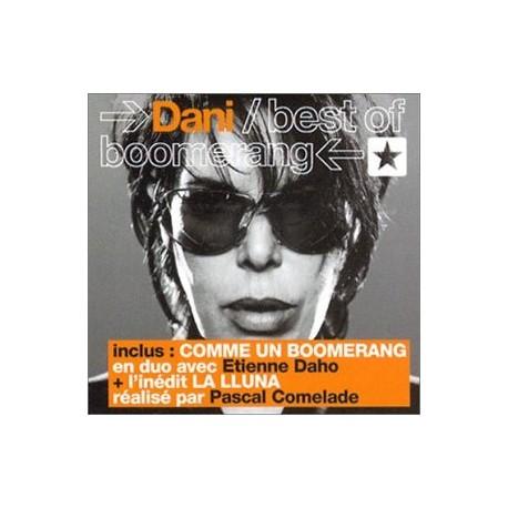 Dani – Best Of Boomerang - CD Album