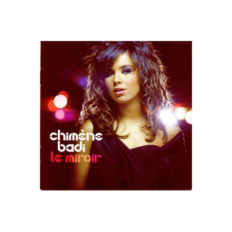 Chimène Badi ‎– Le Miroir - CD Album -