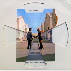 Pink Floyd ‎– Wish You Were Here - LP Vinyl Album - Picture Disc