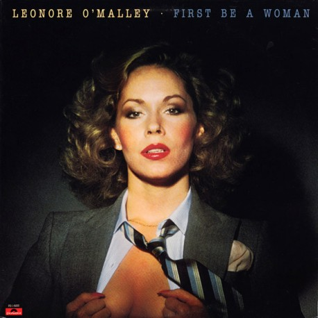 Leonore O'Malley ‎– First Be A Woman - LP Vinyl Album