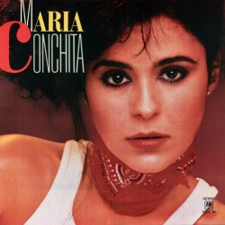 María Conchita Alonso ‎– Maria Conchita - LP Vinyl Album