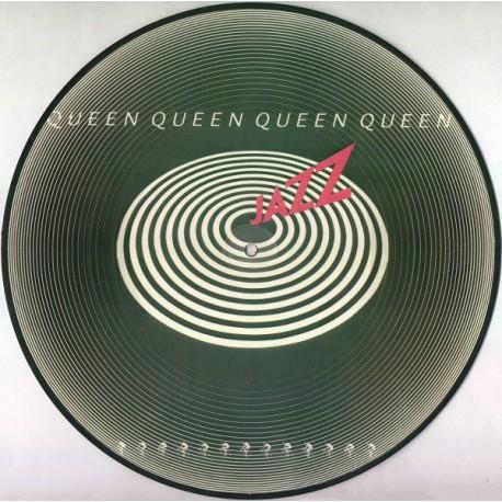 Queen – Jazz - LP Vinyl Album - Picture Disc
