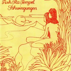 Ash Ra Tempel - Schwingungen - LP Vinyl Album Gatefold