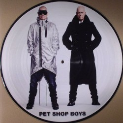 Pet Shop Boys ‎– Winner - Maxi Vinyl 12 inches - Picture Disc
