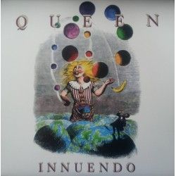 Queen ‎– Innuendo - LP Vinyl Album - Coloured