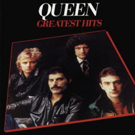 Queen - Greatest Hits - LP Vinyl Album - Coloured White