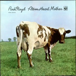 Pink Floyd – Atom Heart Mother - Coloured Red, - LP Vinyl Album