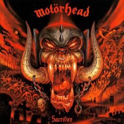 Motörhead – Sacrifice - LP Vinyl Album