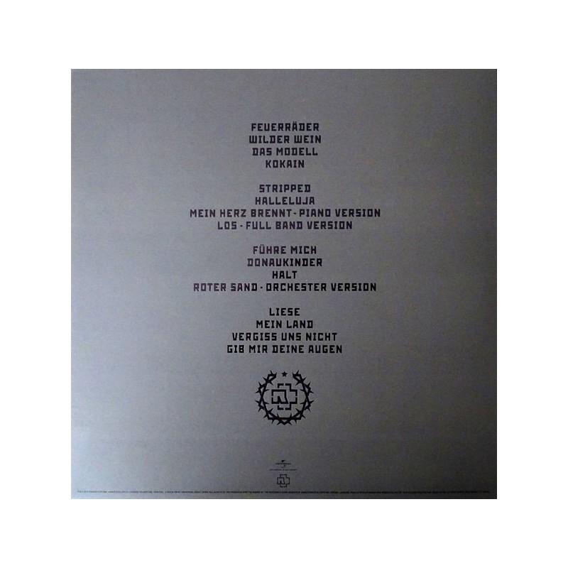 Double Lp Vinyl Album 16 Tracks 2016 Pressage Europe