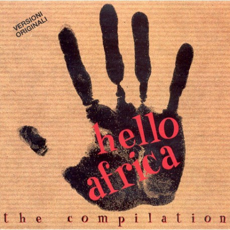 Hello Africa - The Compilation - Double LP Vinyl Album