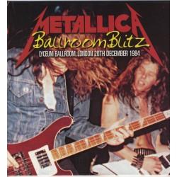 Metallica – Ballroom Blitz - LP Vinyl Album - Coloured