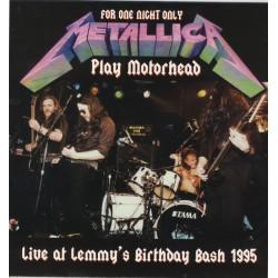 Metallica – Live At Lemmy's Birthday Bash 1995 - LP Vinyl Album Coloured