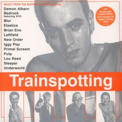 Trainspotting - Music From The Motion Picture - Double LP Vinyl - Coloured Orange