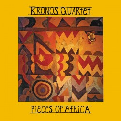 Kronos Quartet ‎– Pieces Of Africa - Double LP Vinyl Album