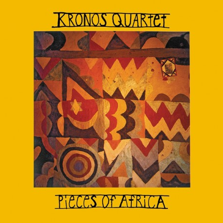 Kronos Quartet – Pieces Of Africa - Double LP Vinyl Album