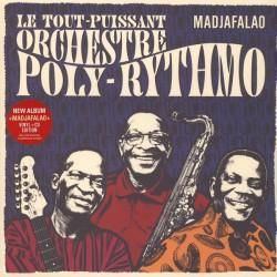 Le Tout-Puissant Orchestre Poly-Rythmo – Madjafalao - LP Vinyl Album + CD