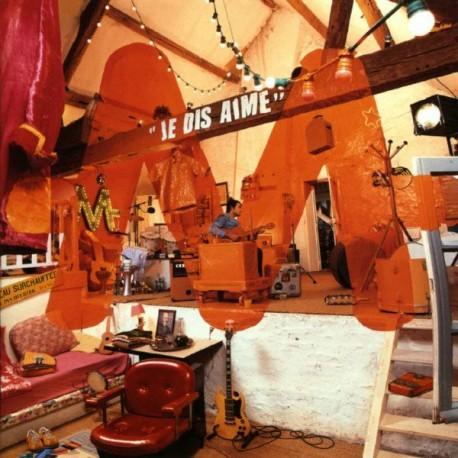 -M- – Je Dis Aime - Doule LP Vinyl Album + Etched Side