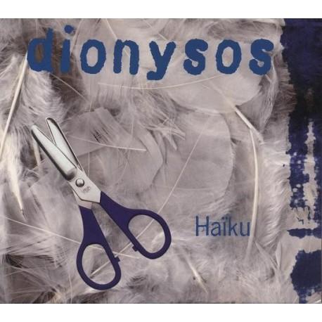 Dionysos – Haïku - CD Album Digipack Edition
