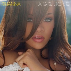 Rihanna ‎– A Girl Like Me - CD Album