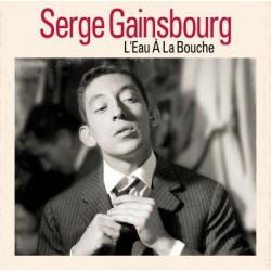 Serge Gainsbourg – L'Eau A La Bouche - LP Vinyl Album