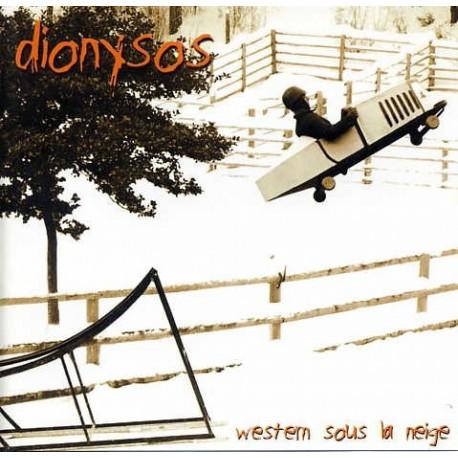 Dionysos – Western Sous La Neige - CD Album