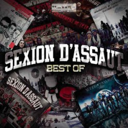 Sexion D'assaut ‎– Best Of - CD Album + DVD