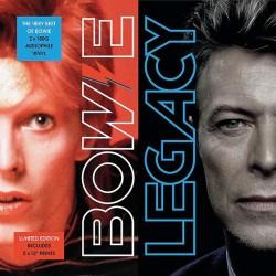 David Bowie - Legacy - Double LP Vinyl Album - Limited Edition
