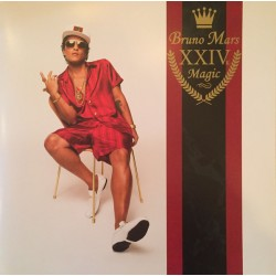 Bruno Mars ‎– XXIVK Magic - LP Vinyl Album + MP3 Code