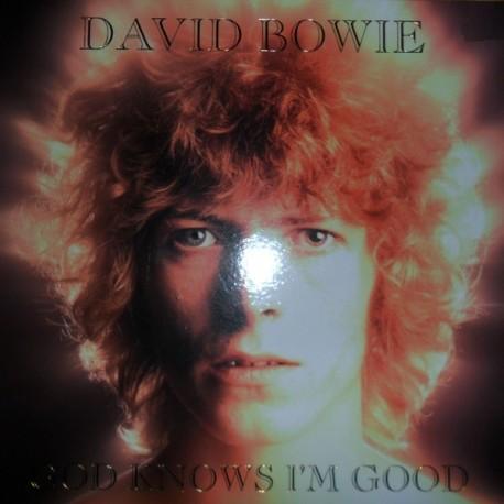 David Bowie – God Knows I'm Good - LP Vinyl Coloured + Poster