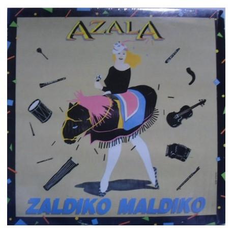 Azala – Zaldiko Maldiko - LP Vinyl Album