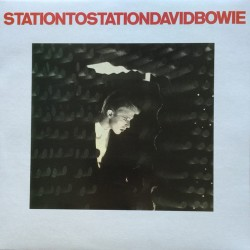 David Bowie ‎– Station To Station - LP Vinyl Album Coloured