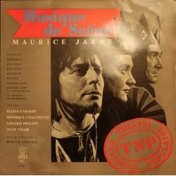 Maurice Jarre – Musique De Scène Pour Le Théâtre National Populaire - LP Vinyl Album