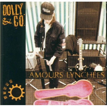 Dolly - Amours Lynchees - CD Album Boitier Crystal