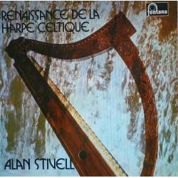 Alan Stivell – Renaissance De La Harpe Celtique - LP Vinyl Album