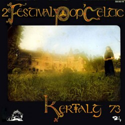 2ème Festival Pop Celtic Kertalg 73 - Double LP Vinyl Album