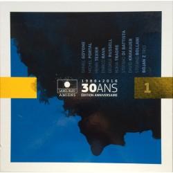 Label Bleu – 1986 - 2016 30 ANS Édition Anniversaire 1/3 - Boxset Collector