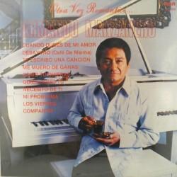 Armando Manzanero – Otra Vez Romantico - LP Vinyl Album