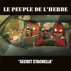 Le Peuple De L'Herbe ‎– Secret Stachella - LP Vinyl Album