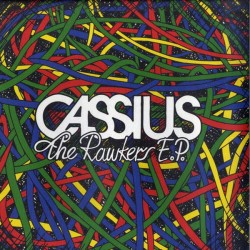 Cassius ‎– The Rawkers E.P. - LP Vinyl Album + CD