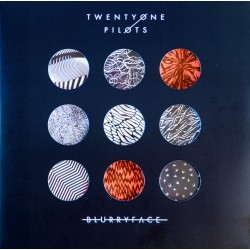 Twenty One Pilots ‎– Blurryface - Double LP Vinyl + MP3 Code