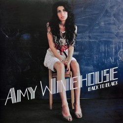 Amy Winehouse ‎– Back To Black - LP Vinyl Album