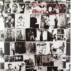 The Rolling Stones ‎– Exile On Main Street - Double LP Vinyl Album - Coloured Pink