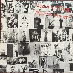 The Rolling Stones ‎– Exile On Main Street - Double LP Vinyl Promo