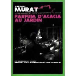 Jean-Louis Murat – Parfum D'Acacia Au Jardin - DVD + CD Album
