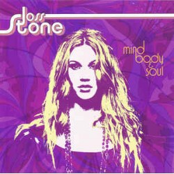 Joss Stone ‎– Mind Body & Soul - CD Album