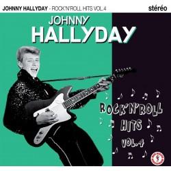 Johnny Hallyday - Rock'N Roll Hits - Volume 4 - LP Vinyl 10 inches + CD