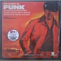 The Legacy Of Funk - Compilation - Double LP Vinyl Album - Coloured Edition