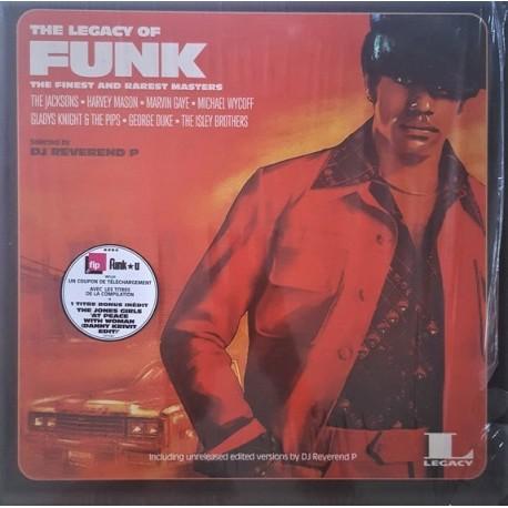 The Legacy Of Funk - Compilation - Double LP Vinyl Album - Coloured Edition