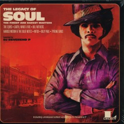 The Legacy Of Soul - Compilation - Double LP Vinyl Album - Coloured Edition