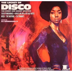 The Legacy Of Disco - Compilation - Coloured Edition - Double LP Vinyl Album